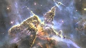 Hubble Deep Zoom Into The Carina Nebula - YouTube