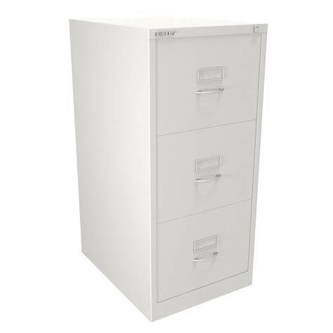 Three Drawer File Cabinet White by 3 Drawer Bisley Filing Cabinets Chalk White Filing