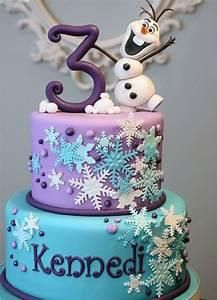 Gateau Anniversaire Reine Des Neiges : le g teau reine des neiges 50 id es originales ~ Melissatoandfro.com Idées de Décoration