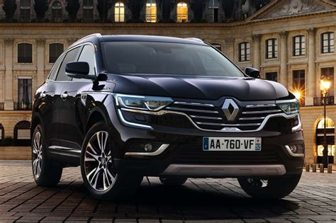 Renault Koleos introduced with top-of-the-range Initiale ...