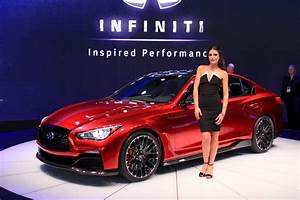 Infiniti Q50 Eau Rouge revealed: F1 inspired, over 500 hp