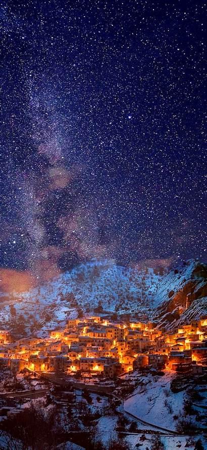 Trafford Iphone Background Xr Nature Galaxy Night