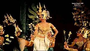 Apsara Dance Bopha Devi 1966 - YouTube