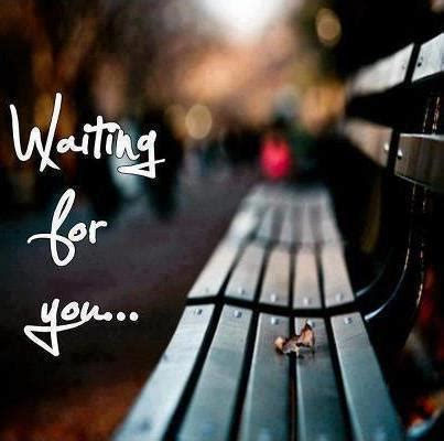 waiting   heart touching love quote