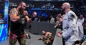 Tyson Fury comments on his WWE SmackDown altercation with ...
