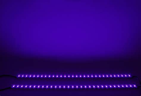 led black light 2x 50cm led aluminum wall washers black light uv