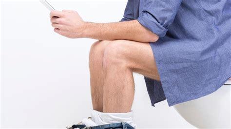 Bilder Für Die Toilette by Verstopfung Die Beste Zeit F 252 R Den Auf Die Toilette