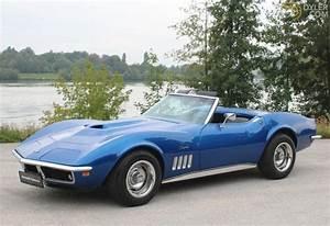 Classic 1968 Chevrolet Corvette Stingray Convertible For