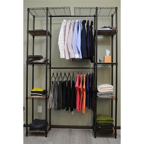 Solutions Closet Organizer by Best 20 No Closet Solutions Ideas On No