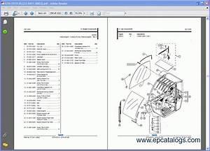 Terex Lifts Parts Manuals