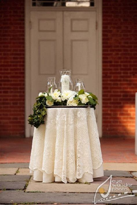 17 best ideas about unity candle on decorated candles wedding unity candles and - Decorate Wedding Ceremony Table