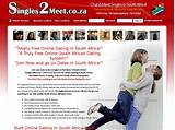 dating online south africa