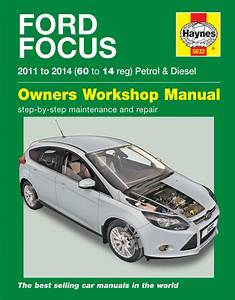 Free Ford Focus Repair Maintenance Diagrams Manual