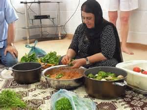 Kurdish Food Dolma
