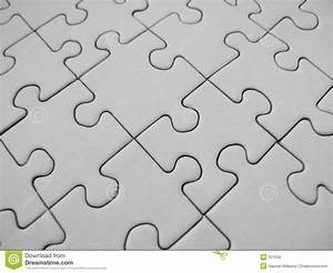 Jigsaw Pattern Stock Photography - Image: 331642