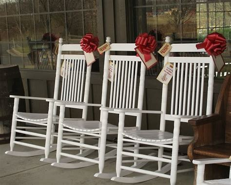 rocking chairs like cracker barrel birthday list oui bien sur