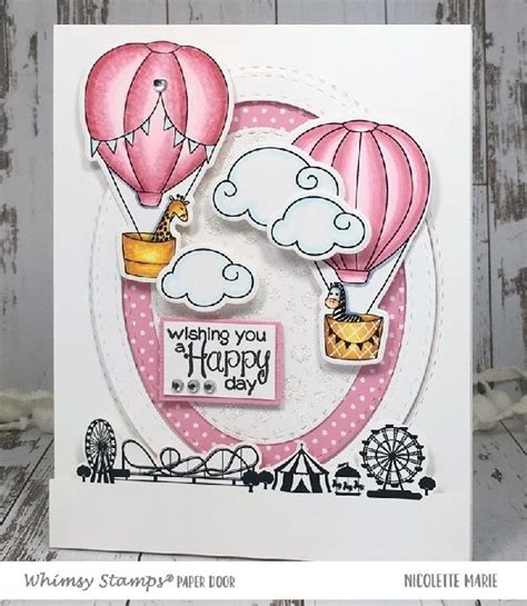 pin  sharon hensen  cards whimsy stamps cards