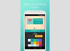 My Day Countdown Timer Android Apps on Google Play