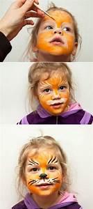 Maquillage Enfant Facile : maquillage renard facile ~ Farleysfitness.com Idées de Décoration