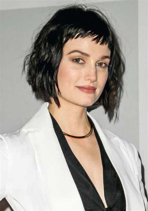 latest   female celebrities  short hairdos