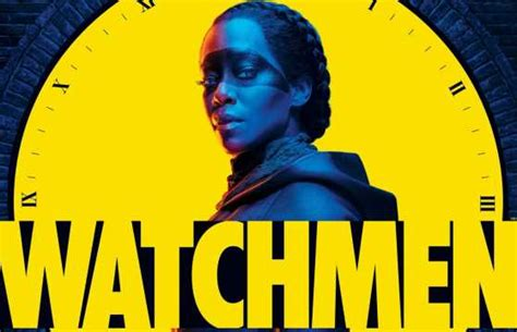 watchmen hbos acclaimed limited series arrives  blu