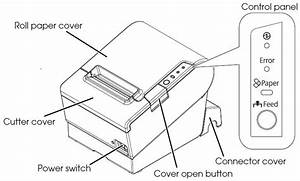 How Do I Setup My Epson Thermal Printer Model Tm