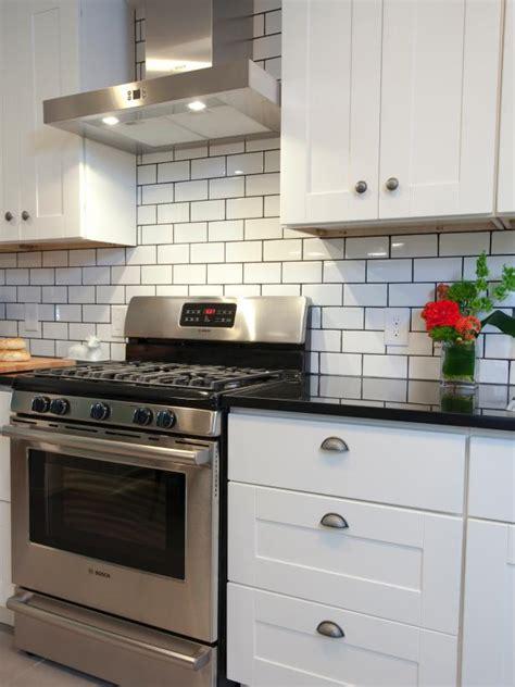 crisp contemporary kitchen hgtv
