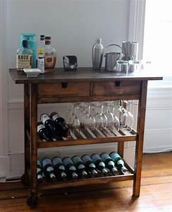 Minibar Für Wohnzimmer : trinken mit stil 13 geschmackvolle diy ideen f r eine mini bar zu hause diy bastelideen ~ Orissabook.com Haus und Dekorationen