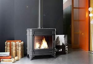 Poele A Bois Norvegien Double Combustion : chauffage mon am nagement maison ~ Dailycaller-alerts.com Idées de Décoration