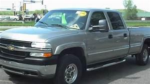 2002 Chevrolet Silverado 2500hd Ls  Crew Cab 4dr  4x4  6 6
