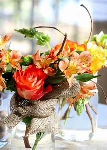 idee deco automne 24 propositions pour la cuisine With affiche chambre bébé avec bouquet de fleurs coupées