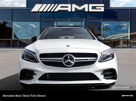Request a dealer quote or view used cars at msn autos. New 2020 Mercedes-Benz C43 AMG 4MATIC Wagon Wagon in Victoria #486270 | Three Point Motors