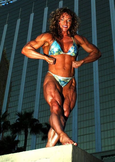 helle trevino beauty muscle