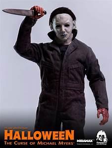 Halloween 6 Michael Myers Figure by Threezero ...