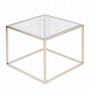 Beistelltisch Glas Edelstahl : glas edelstahl beistelltisch preisvergleich die besten angebote online kaufen ~ Indierocktalk.com Haus und Dekorationen