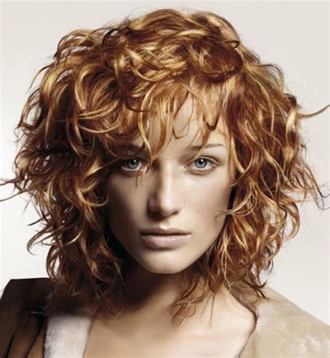 Trendy Curly Hairstyles by Trendy Curly Haircuts For Hairstyles 2015