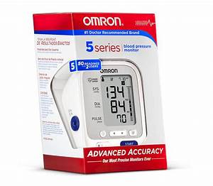 Amazon Com  Omron 5 Series Upper Arm Blood Pressure