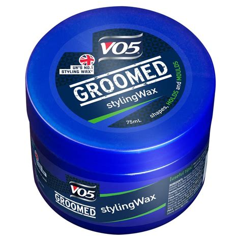 best styling wax for hair v05 style rework fibre putty creme 4371