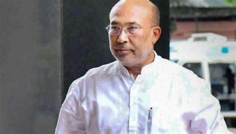 Manipur CM - Latest News on Manipur CM | Read Breaking ...