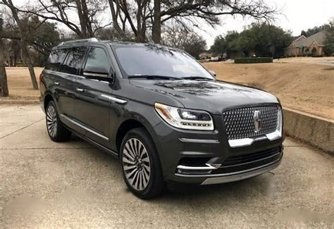 2018 Lincoln Navigator Reserve Test Drive And Review