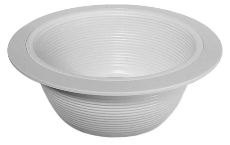 Galleon 12 Pack 6 Quot Inch White Baffle Recessed Can