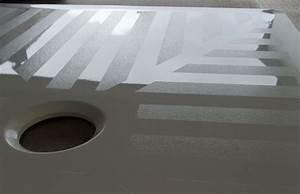 Tischplatte 120x80 Weiß : duschwanne 120x80 mineralguss mineralgussbecken 80x120 x3 cm weiss ~ Markanthonyermac.com Haus und Dekorationen