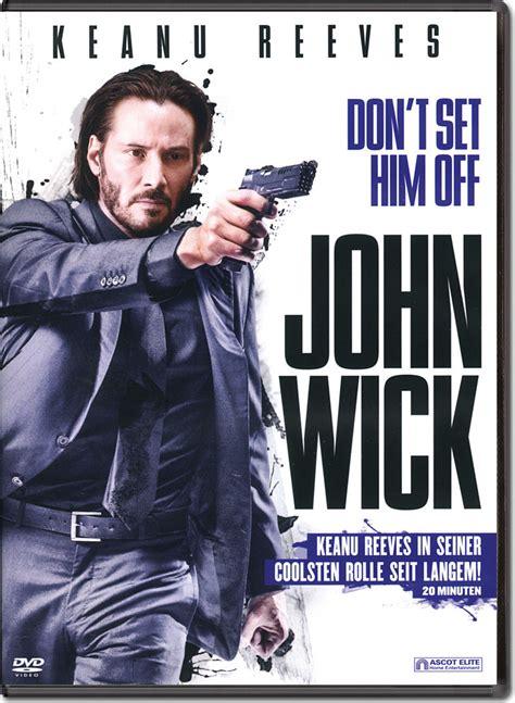 wick dvd filme world of
