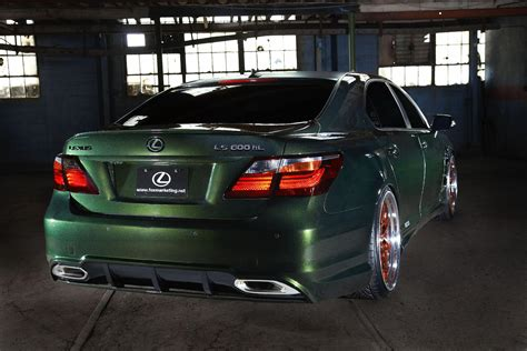 the wilder side of lexus at sema 2010 tuned