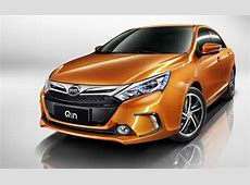 China's BYD Qin PHEV Sells 50,000th Unit As Quickly As Did