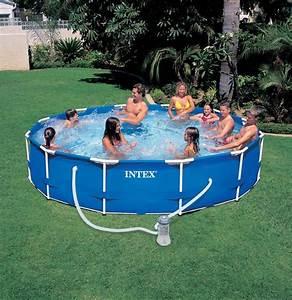 Cash Piscine Toulouse : piscine intex metal frame 3 66x0 76 cash piscines ~ Melissatoandfro.com Idées de Décoration