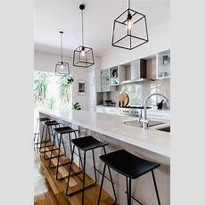 Kitchens That Get Pendant Lights Right Photography By