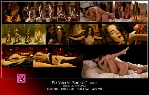 Paz Vega In The Spanish Film Carmen Thirstyrabbit
