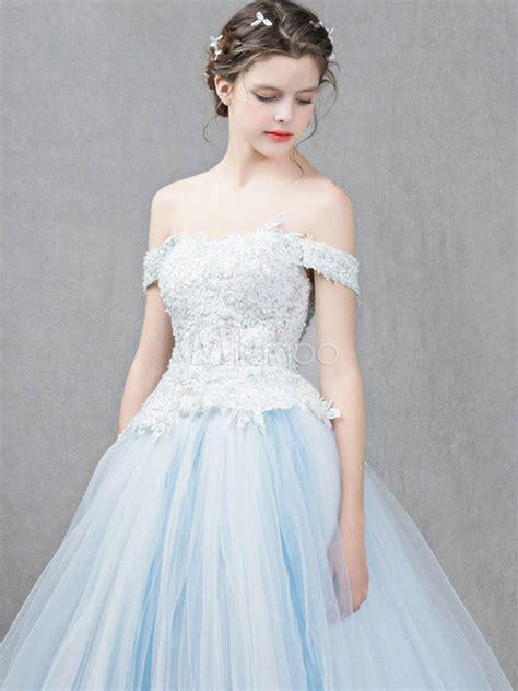 robe bleu pastel pour mariage robe de mariee bleu pastel robes modernes