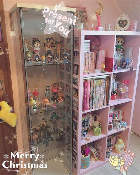 cute anime room orden en el armario en  habitacion